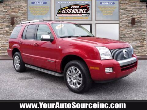 2010 Mercury Mountaineer for sale at Your Auto Source in York PA