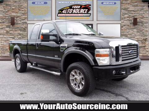 2008 Ford F-250 Super Duty for sale at Your Auto Source in York PA