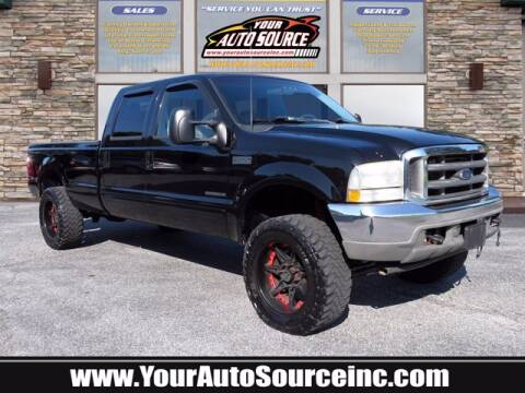 2002 Ford F-350 Super Duty for sale at Your Auto Source in York PA