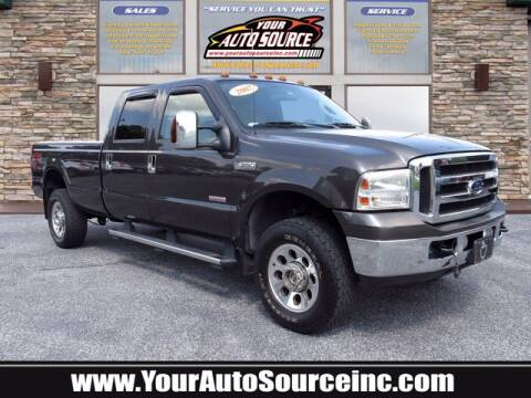 2007 Ford F-350 Super Duty for sale at Your Auto Source in York PA