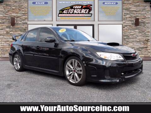 2014 Subaru Impreza for sale at Your Auto Source in York PA