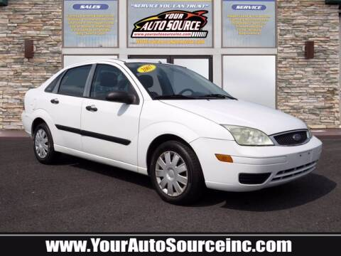2007 Ford Focus for sale at Your Auto Source in York PA