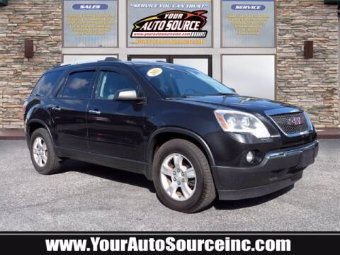 2011 GMC Acadia for sale at Your Auto Source in York PA