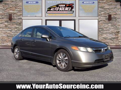 2006 Honda Civic for sale at Your Auto Source in York PA