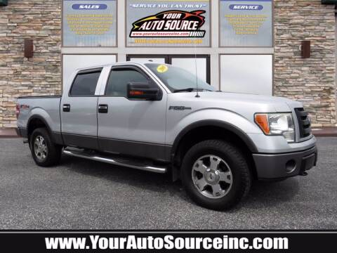 2009 Ford F-150 for sale at Your Auto Source in York PA