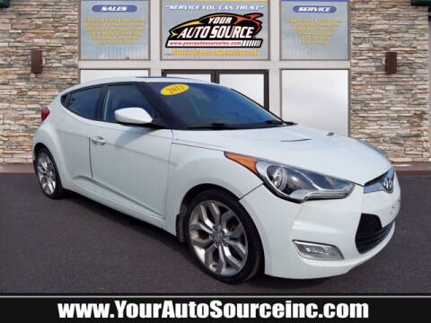 2013 Hyundai Veloster for sale at Your Auto Source in York PA