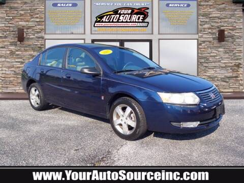 2007 Saturn Ion for sale at Your Auto Source in York PA
