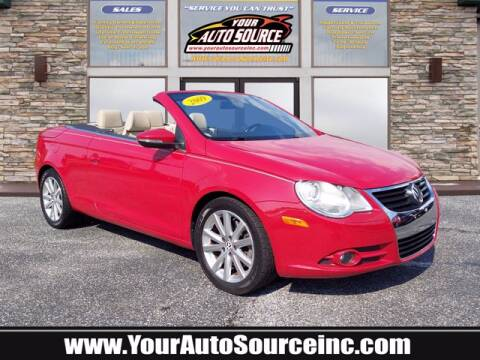 2009 Volkswagen Eos for sale at Your Auto Source in York PA