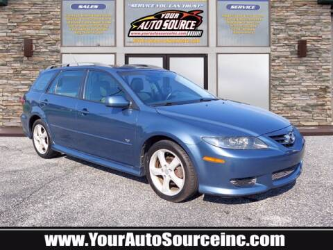 2004 Mazda MAZDA6 for sale at Your Auto Source in York PA
