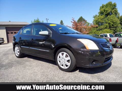 2011 Nissan Sentra for sale at Your Auto Source in York PA
