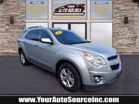 2011 Chevrolet Equinox for sale at Your Auto Source in York PA