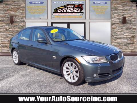 2011 BMW 3 Series for sale at Your Auto Source in York PA