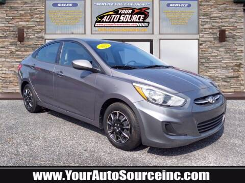 2015 Hyundai Accent for sale at Your Auto Source in York PA