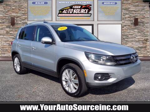 2012 Volkswagen Tiguan for sale at Your Auto Source in York PA