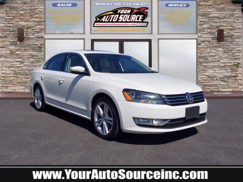 2015 Volkswagen Passat for sale at Your Auto Source in York PA