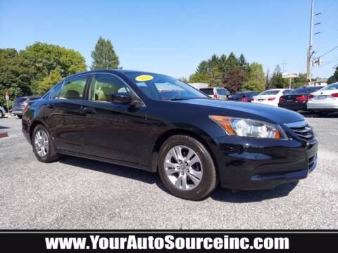 2012 Honda Accord for sale at Your Auto Source in York PA