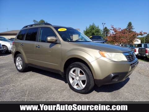2009 Subaru Forester for sale at Your Auto Source in York PA