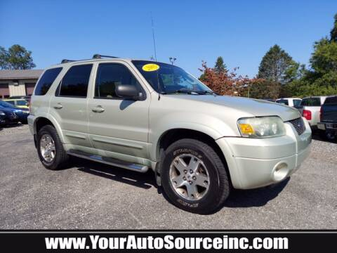 2005 Ford Escape for sale at Your Auto Source in York PA