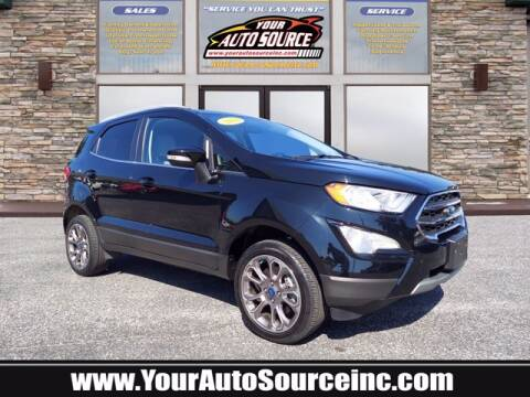 2018 Ford EcoSport for sale at Your Auto Source in York PA