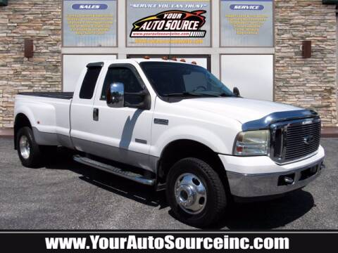 2006 Ford F-350 Super Duty for sale at Your Auto Source in York PA