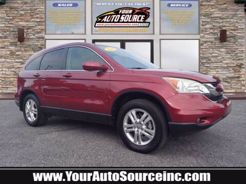 2010 Honda CR-V for sale at Your Auto Source in York PA