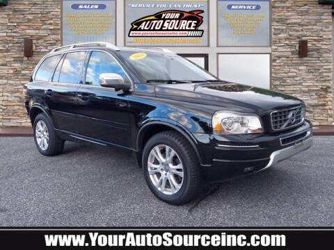 2014 Volvo XC90 for sale at Your Auto Source in York PA