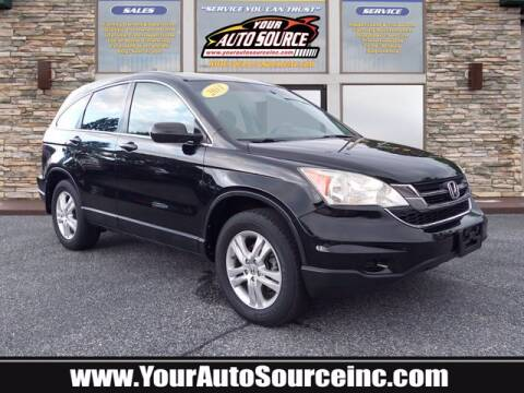 2011 Honda CR-V for sale at Your Auto Source in York PA