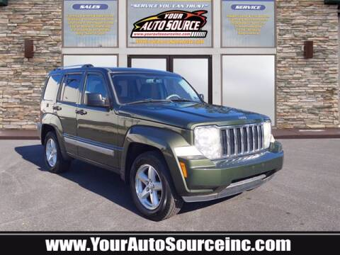 2008 Jeep Liberty for sale at Your Auto Source in York PA