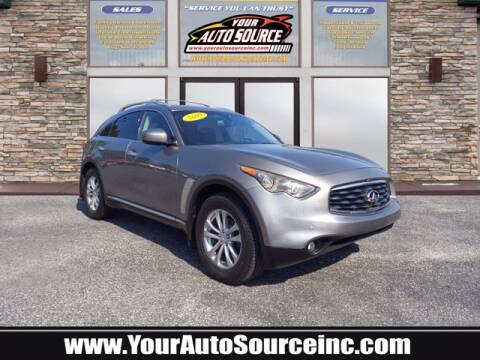 2009 Infiniti FX35 for sale at Your Auto Source in York PA