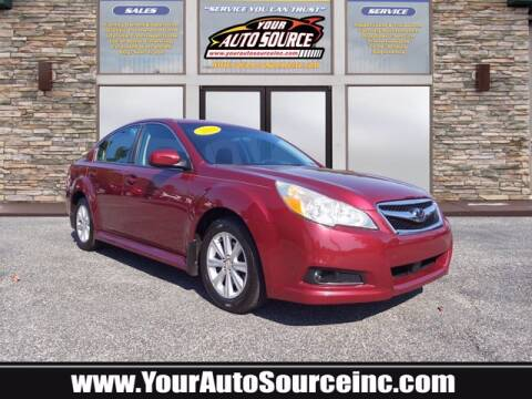 2010 Subaru Legacy for sale at Your Auto Source in York PA