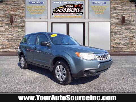 2013 Subaru Forester for sale at Your Auto Source in York PA