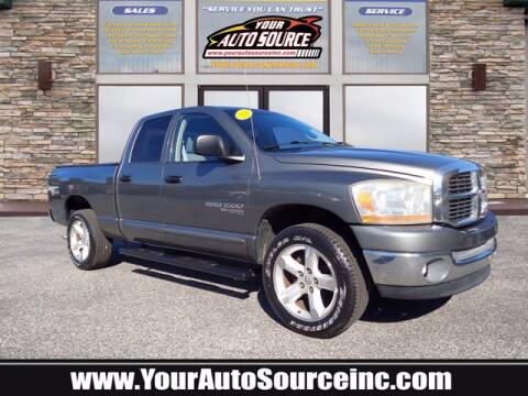 2006 Dodge Ram Pickup 1500 for sale at Your Auto Source in York PA