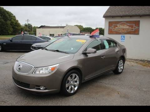 2011 Buick LaCrosse for sale at Roberts Company Motor Mart, LLC in Harrisonville MO