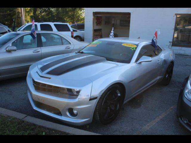 2010 Chevrolet Camaro for sale at Roberts Company Motor Mart, LLC in Harrisonville MO