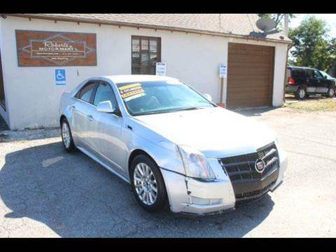 2011 Cadillac CTS for sale at Roberts Company Motor Mart, LLC in Harrisonville MO