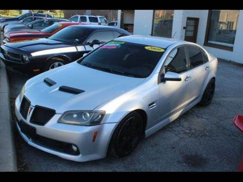 2009 Pontiac G8 for sale in Harrisonville, MO