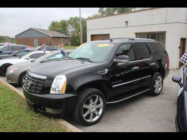 2009 Cadillac Escalade for sale at Roberts Company Motor Mart, LLC in Harrisonville MO
