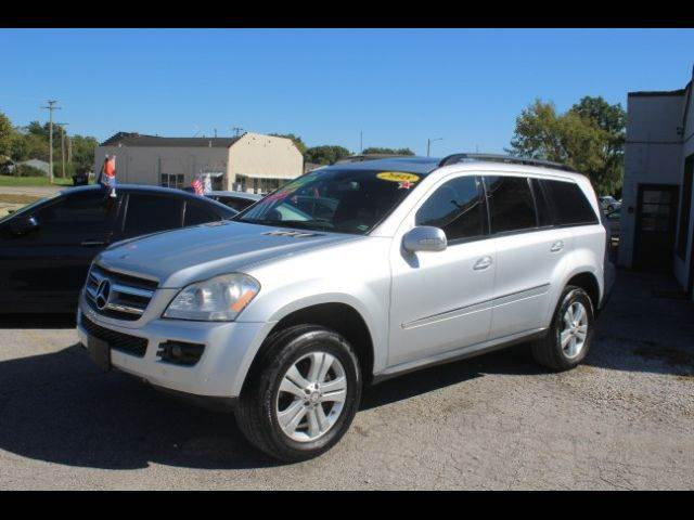 2008 Mercedes-Benz GL-Class for sale at Roberts Company Motor Mart, LLC in Harrisonville MO