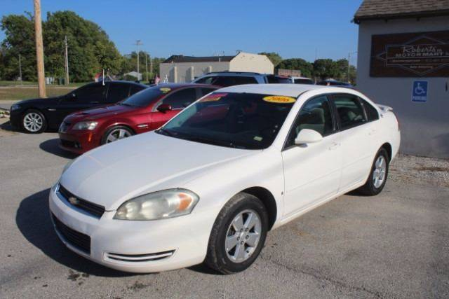 2006 Chevrolet Impala for sale at Roberts Company Motor Mart, LLC in Harrisonville MO