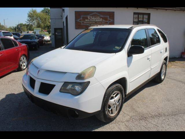 2004 Pontiac Aztek for sale at Roberts Company Motor Mart, LLC in Harrisonville MO