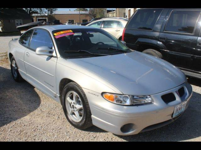 1999 Pontiac Grand Prix for sale at Roberts Company Motor Mart, LLC in Harrisonville MO