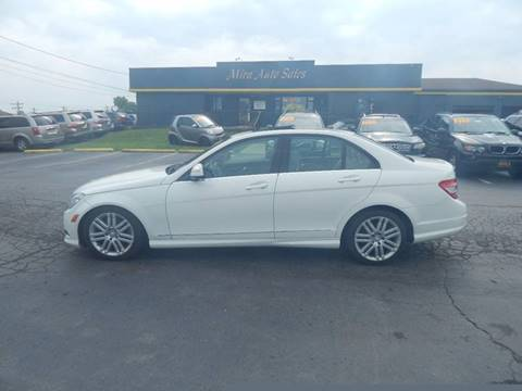 2009 Mercedes-Benz C-Class for sale in Cincinnati, OH