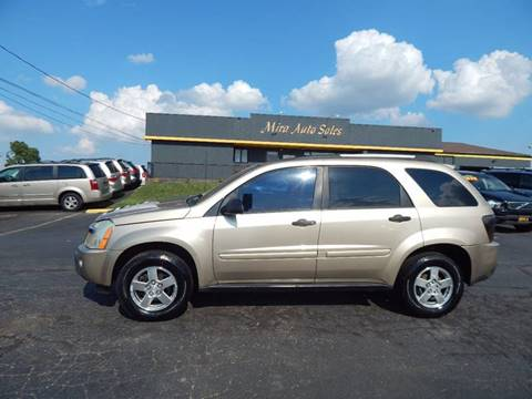 2005 Chevrolet Equinox for sale in Cincinnati, OH