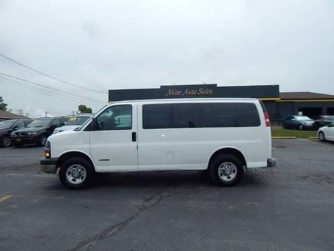 2004 Chevrolet Express Passenger for sale in Cincinnati, OH