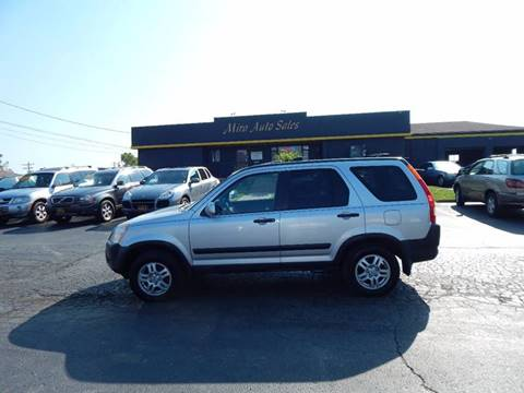 2002 Honda CR-V for sale in Cincinnati, OH