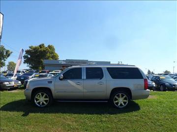2007 Cadillac Escalade ESV for sale in Cincinnati, OH