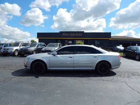 2004 Audi A8 L for sale in Cincinnati, OH