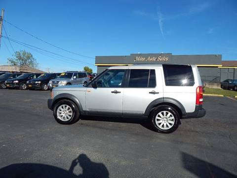 2005 Land Rover LR3 for sale in Cincinnati, OH