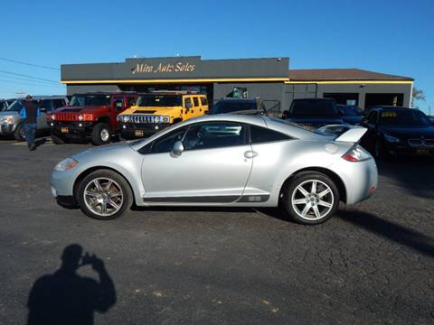 2008 Mitsubishi Eclipse for sale in Cincinnati, OH