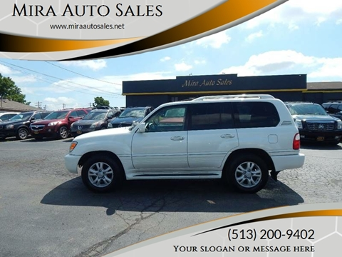 2004 Lexus LX 470 for sale in Cincinnati, OH